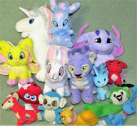 Neopets Stuffed Animals