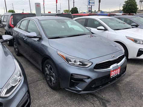New 2019 Kia Forte For Sale At Hawkinson Kia Vin.