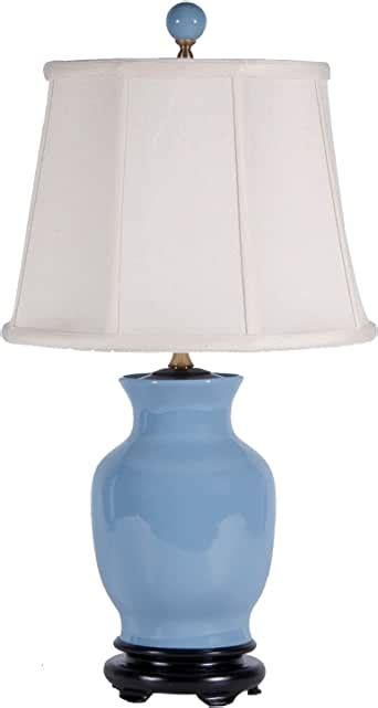 New Bargains On Heller Table Lamp Sky Blue White.