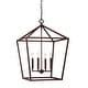 New Deals On Millennium Lighting 3254 4 Light Foyer Pendant.