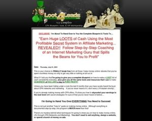 [click]new Loot4leads   Your Cpa Marketing Package On Steriods .