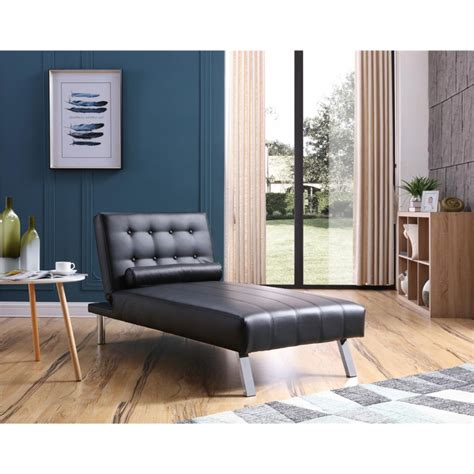 New Savings On Button Tufted Back Convertible Chaise .