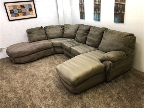 New Savings On Microfiber Chaise Lounge Green.
