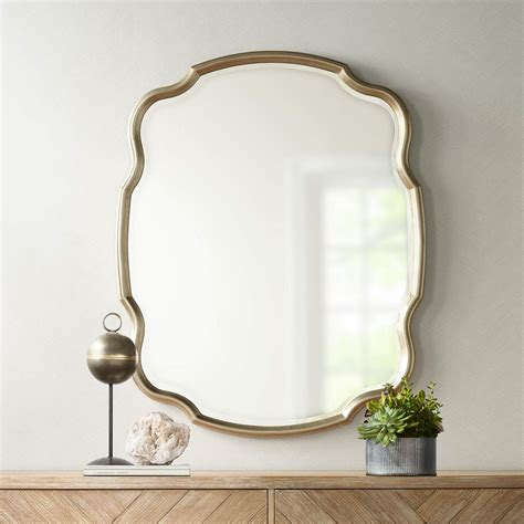 New Savings On Standing Mirror Champagne Gold.