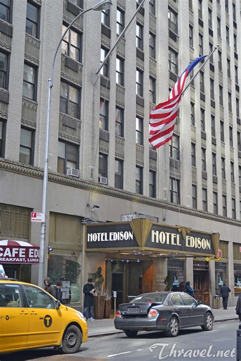 New York Hotels Near Broadway