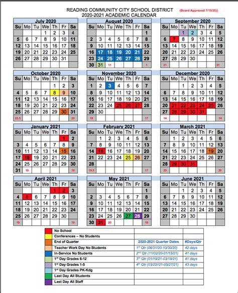 new york school year calendar books