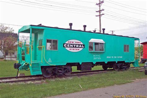 New York Central Railroad Caboose