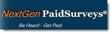 [click]nextgen Paid Surveys Review - Scam Or Legit 1157 A Week .
