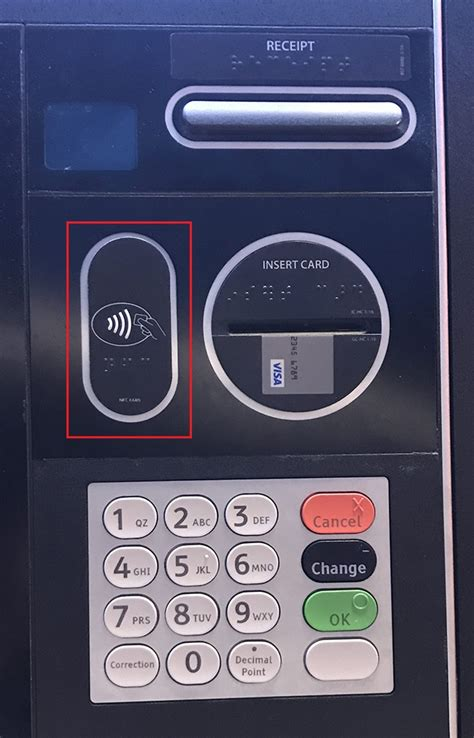 Nfc Credit Card Skimmer
