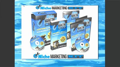 Niche Marketing Kit Review - Scam Or Legit? - Myf.