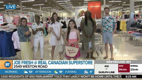 Nicole Live At Joe Fresh @ Real Canadian Superstore (4 Of 4).