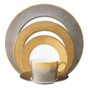 Nikko Ceramics Fortune Bone China 5 Piece Place Setting .