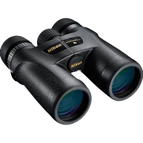 Nikon 8x42 Monarch 7 Atb Binocular Black - B H Photo .