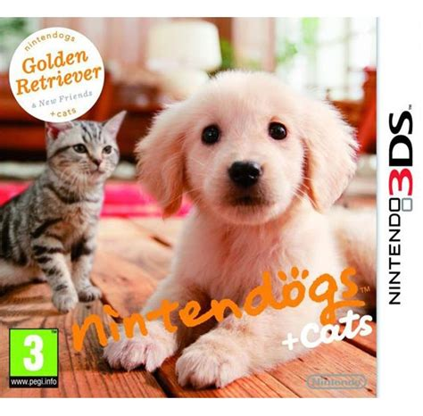 Nintendo 3DS Dogs and Cats