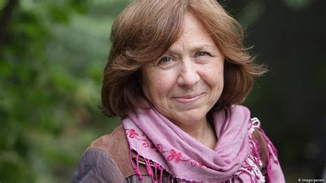 Nobel Prize Laureate Svetlana Alexievich At 70: ′reality Has Always.