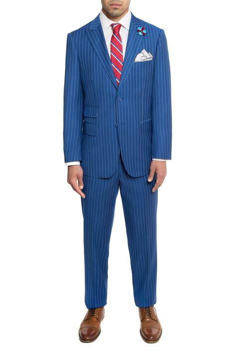 Nordstrom's Peak Lapel Suit