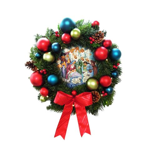 Northlight 24 Prelit Led Lighted Christmas Nativity .