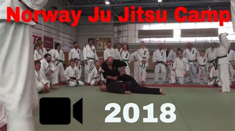 @ Norway Ju Jitsu Camp 2018 In Review.