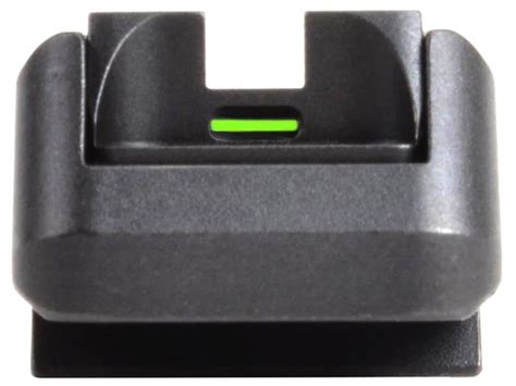 Novak Suppressor Adjustable Rear Night Sight 1911 Novak .