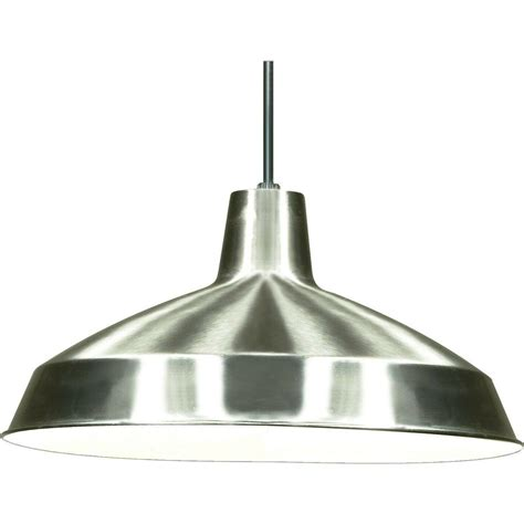 Nuvo Lighting Sf76 661 Warehouse Shade Brushed-Nickel .
