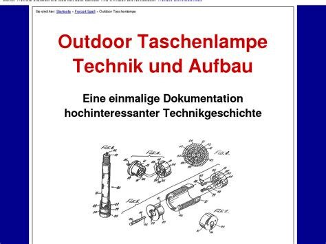 [click]outdoor Taschenlampe Technik Und Aufbau New Review  Is It .