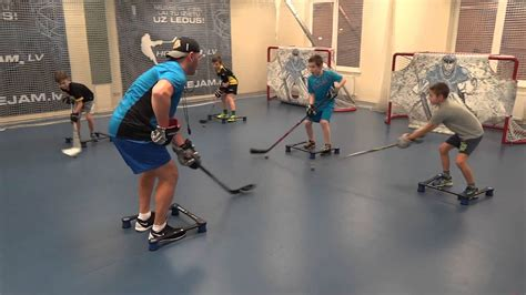 Off Ice Hockey Training Program - How To Hockey.