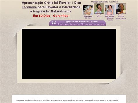 [click]offer O Milagre Da Gravidez Tm  Pregnancy Miracle Tm In .