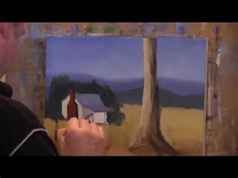 [click]oil Painting Lessons - Free Oil Painting Lesson 1 Mooremethod.