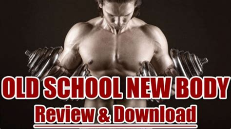 Old School New Body By Steve & Becky Holman - Goodreads.