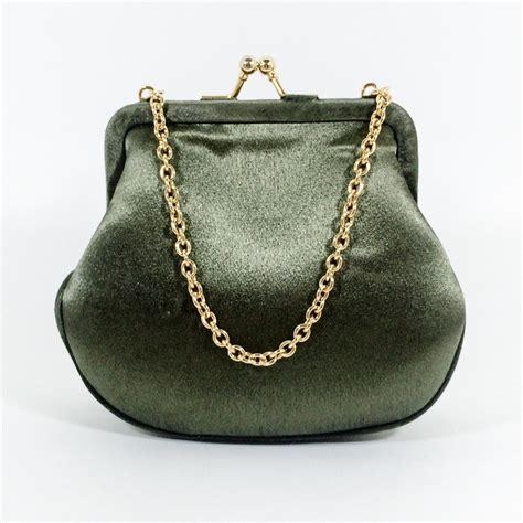Olive Green Evening Handbags