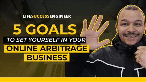 [click]online Arbitrage Mastery - Life Success Engineer.