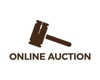 Online Auction Logos