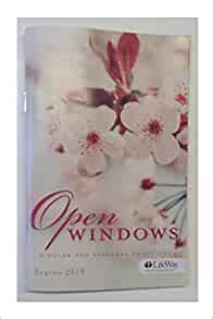 [pdf] Open Windows - Southern Baptist Guide For Personal .