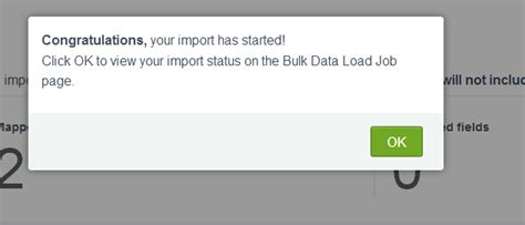 Open The Result File From Bulk Data Load Job Page - Salesforce Help.