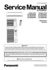 [pdf] Operating Instructions Air Conditioner - Panasonic Canada.