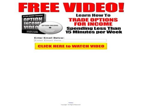 @ Option Income System   50 Commissions   High Payout .