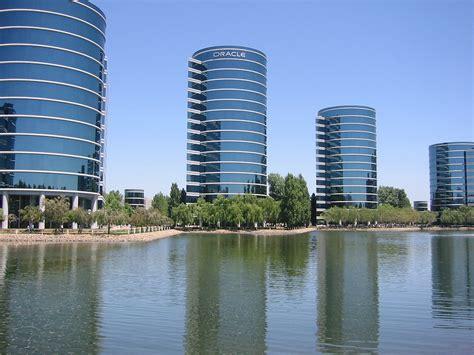 Oracle Headquarters Redwood City CA