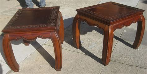 Oriental Coffee Tables And End Tables