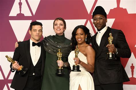 [click]oscar Winners 2019 The Complete List - 91st Academy Awards.
