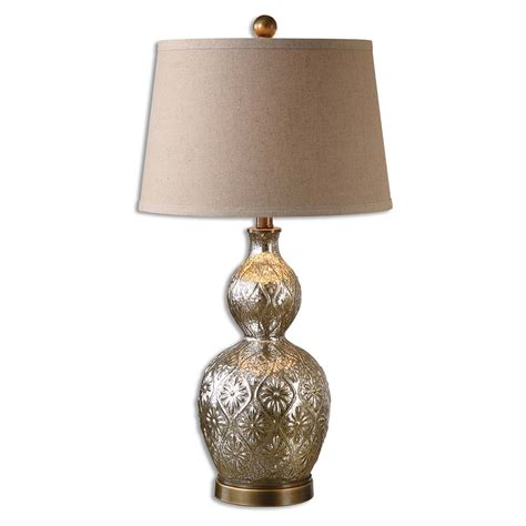 Other Tall Mercury Glass Table Lamp - Sears Com.