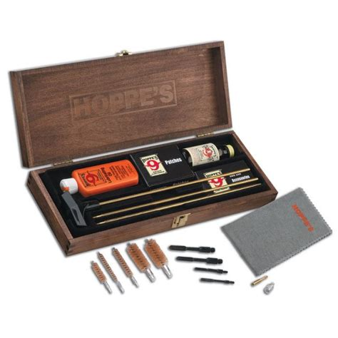 Otis Deluxe Rifle And Pistol Cleaning Kit Extremely Versatile.