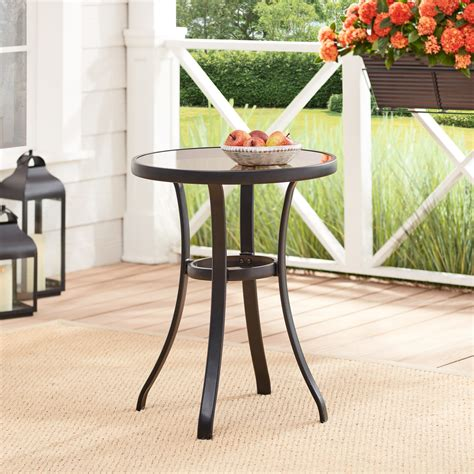 Outdoor End Tables Patio
