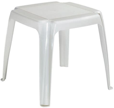 Outdoor Stacking End Tables
