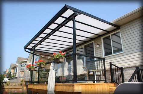 Outdoor Awnings and Canopies