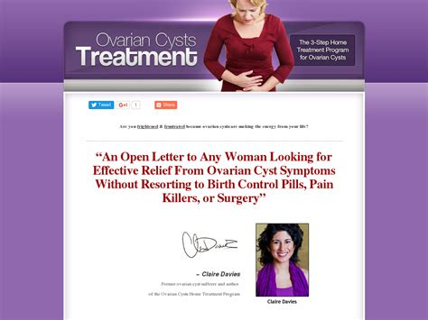 [click]ovarian Cysts Treatment  75  Contact Us For Affiliate .