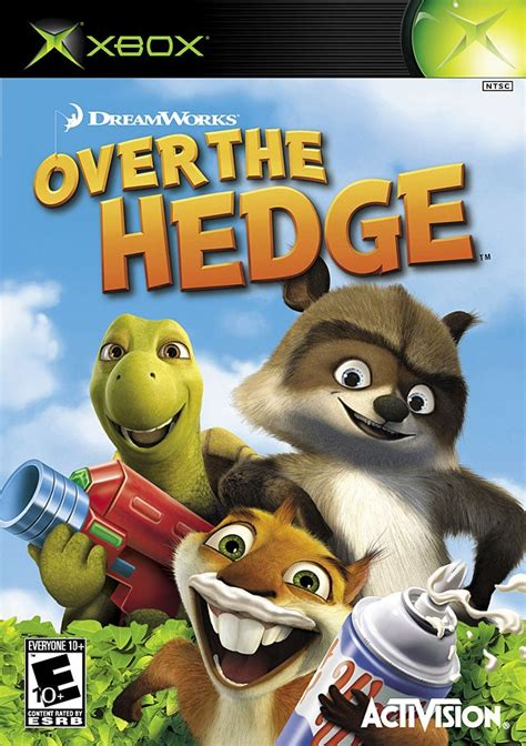 Over the Hedge Xbox 360