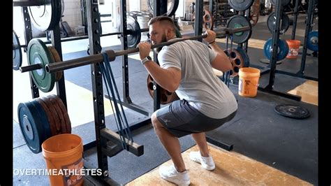 Overtime Athletes Training Programs.