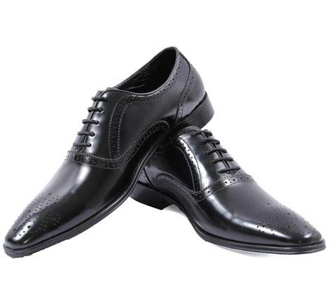 Oxford Dress Heels