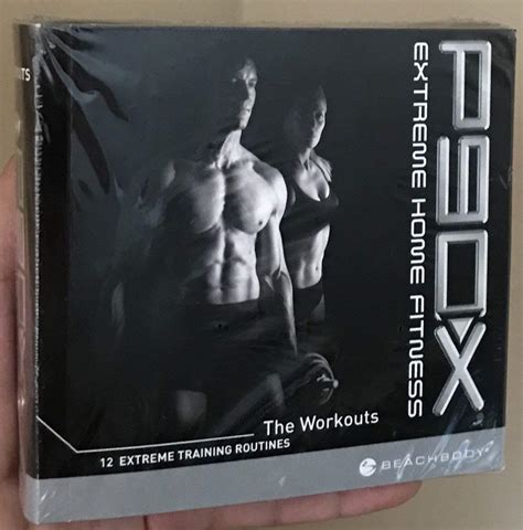 P90x Workout - P90x Workout Review - Extreme Home Fitness.