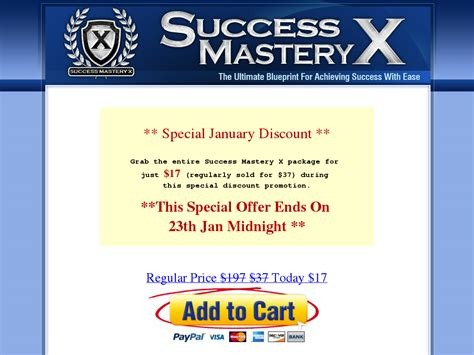 Payout - Success Mastery X Bestselling System - Cbengine.